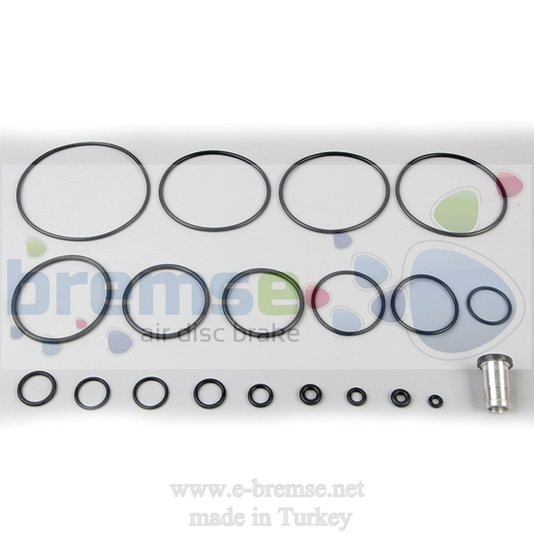 30702 Mercedes Benz Man Trailer Control Valve Repair Kit AB2840