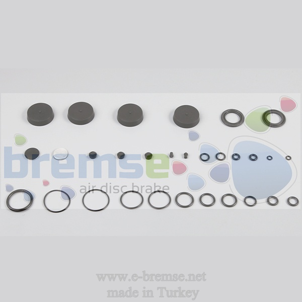 10012 Mercedes-Benz Axor Atego Actros Air Dryer Distributor Repair Kit 9347050020, 9347050030, 93470500501