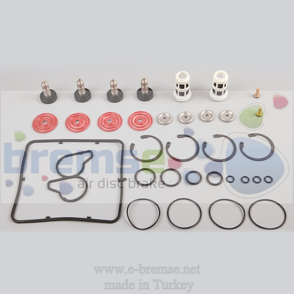 38102 Mercedes Axor Actros EBS Axle Repair Kit 4801030110, 4801030020, 48010300401