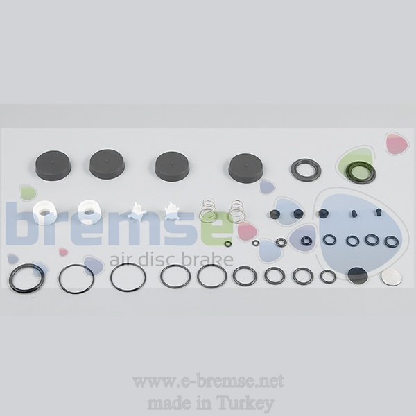 10032 Mercedes-Benz Axor Atego Actros Air Dryer Distributor Repair Kit 9347050020, 9347050030, 9347050050