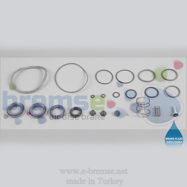 60912 Mercedes Axor Actros Clutch Servo Repair Kit 321027001, 3210240011