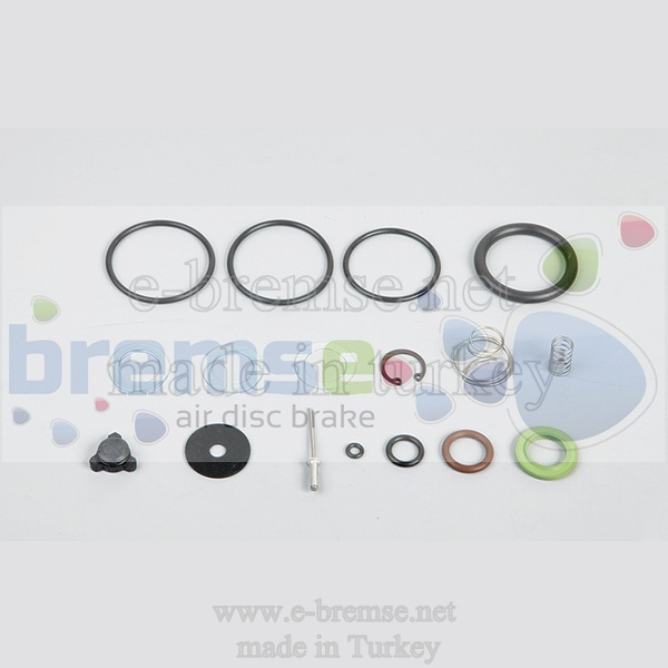 10102 Mercedes Benz Man Daf Scania Air Dryer Valve Repair Kit 4324100002, 9324000030, 4324100002