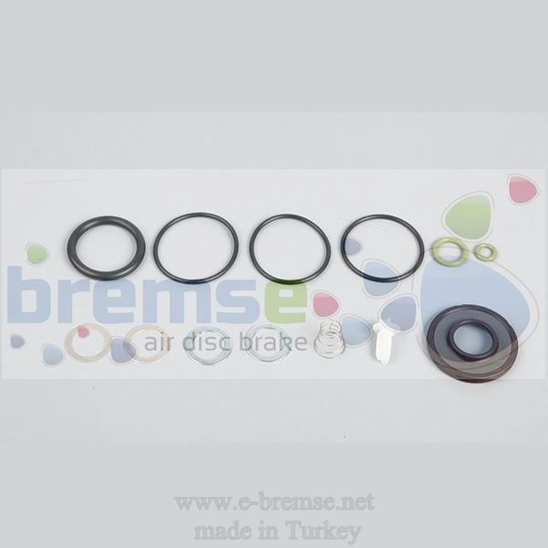 10202  Mercedes Man Daf Scania Air Dryer Valve Repair Kit 324100000, 4324100210, 4324100380