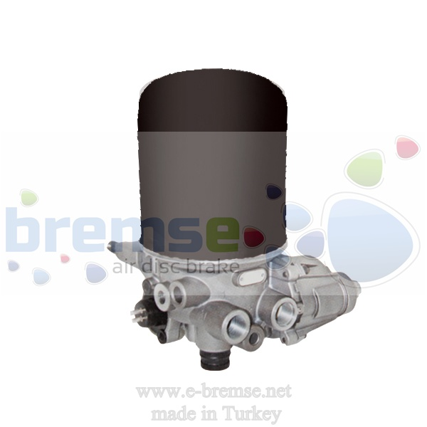 10300 Renault Ford Kamaz Air Dryer Valve 4324150000, 4324150020, 4324150030 4324150002