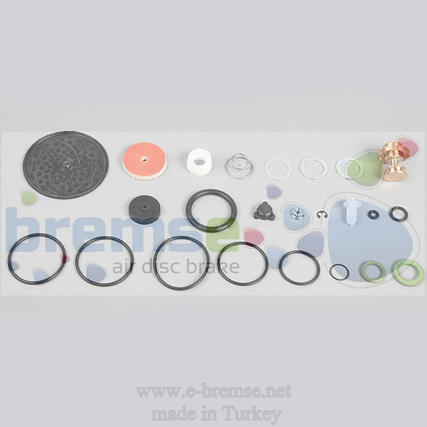 10312 Renault Ford Kamaz Air Dryer Valve Repair Kit 4324150000, 4324150020, 4324150030 4324150002