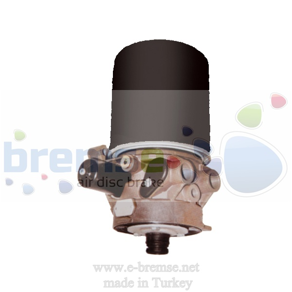 10400 Man Volvo Iveco Daf Air Dryer Valve LA6200, LA6204, LA6700, I90121