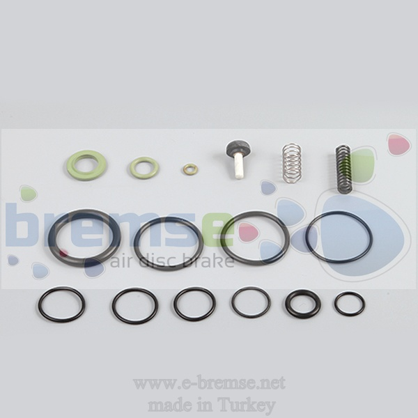 10402 Man Volvo Iveco Daf Air Dryer Valve Repair Kit LA6200, LA6204, LA6700, I90121