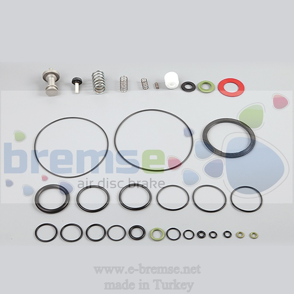 10412 Man Volvo Iveco Daf Air Dryer Valve Repair Kit LA6200, LA6204, LA6700, I90121
