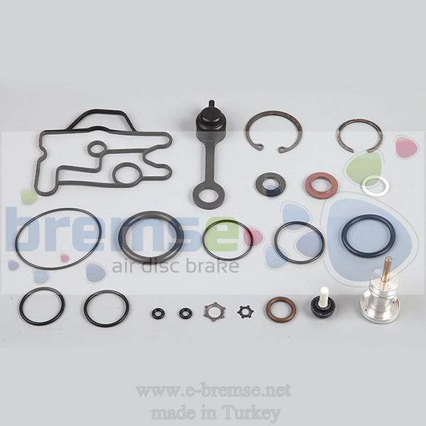 10512 Mercedes Iveco Air Dryer Valve Repair Kit LA9034, LA9035, LA9016, LA9024, LA9011
