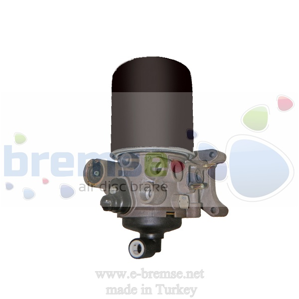 10700 Daf Iveco Air Dryer Valve LA8116, LA8117, LA8157, II37677008, 1607424, 1612057