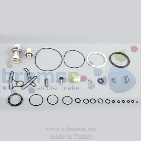 10702 Daf Iveco Air Dryer Valve Reapir Kit LA8116, LA8117, LA8157, II37677008