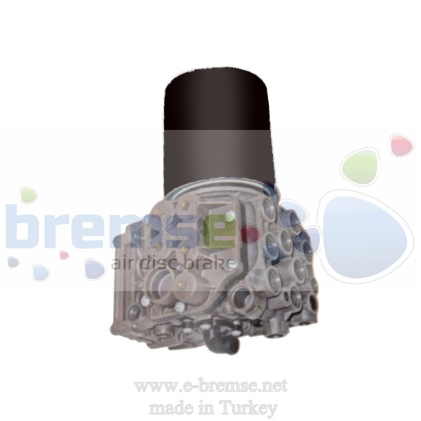 10800 Renault Mercedes Air Distribution Valve EL1100, 5010457873, K105906N50, K020741