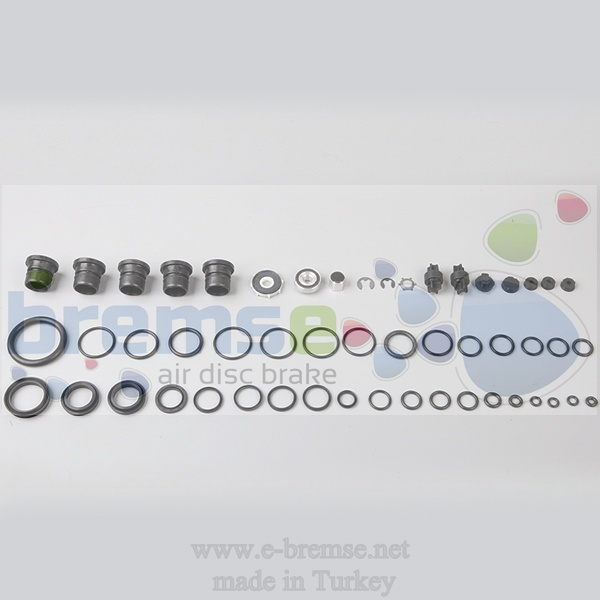 10812 Renault Mercedes Air Distribution Valve Repair Kit EL1100, 5010457873, K105906N50, K020741