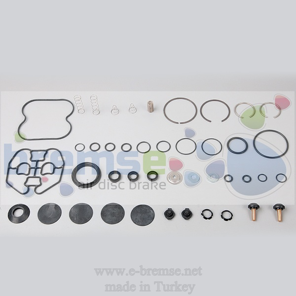 10902 Mercedes Axor Actros Atego Air Dispenser Valve Repair Kit AE4800, AE4802, 0034319706