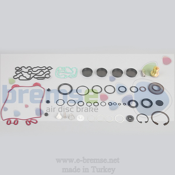 11112 Scania Air Dryer Valve Repair Kit 9325100000, 9325100010, 9325101000