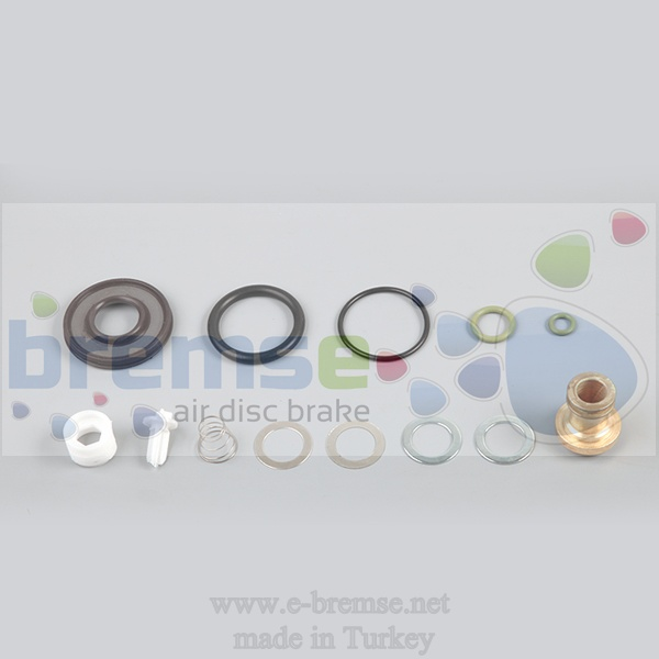 11702 Volvo FH/FM Air Distribution Valve Repair Kit 4324250010, 4324250040, 4324252000, 4324259222