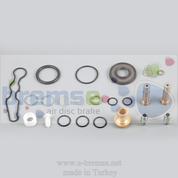 11712 Volvo FH/FM Air Distributor Valve Repair Kit 4324250010, 4324250040, 4324252000, 4324259222