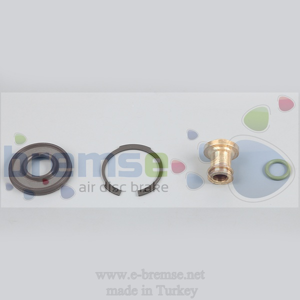 11722 Volvo FH/FM Air Distributor Valve Repair Kit 4324250010, 4324250040, 4324252000, 43242592221