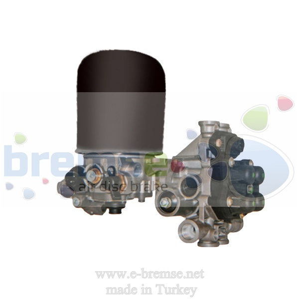 11800 Man Mercedes  Air Distribution Valve ZB4800, ZB4801, ZB4809, AE4800, K002435