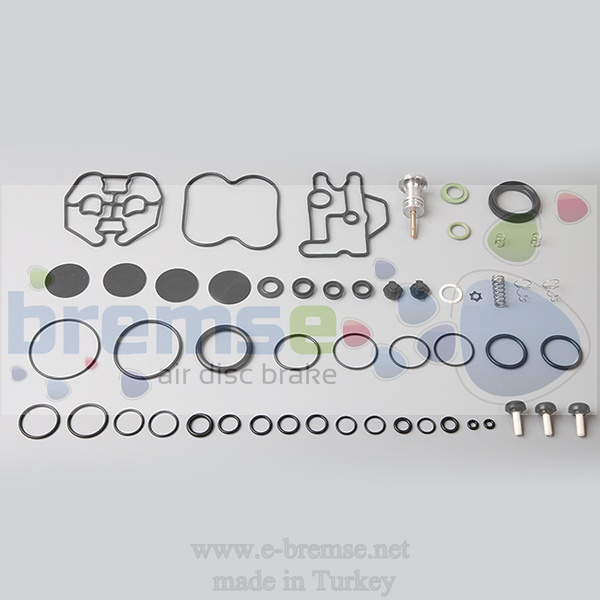 11802 Man Mercedes Air Distribution Valve Repair Kit ZB4800, ZB4801, ZB4809, AE4800, K002435