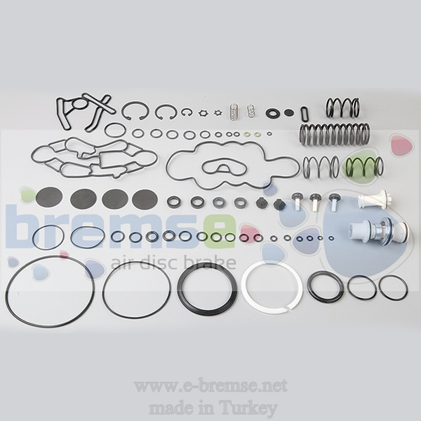 11902 Daf Iveco Air Distribution Valve Repair Kit ZB4586, ZB4587, ZB4588, K012243N001