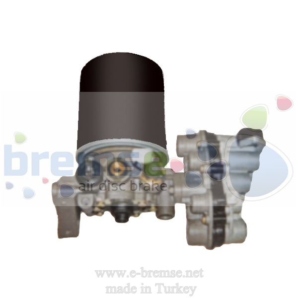 12000 Mercedes Daf Iveco Air Distribution Valve ZB4504, ZB4505, ZB4534, 0024310515, 1518170