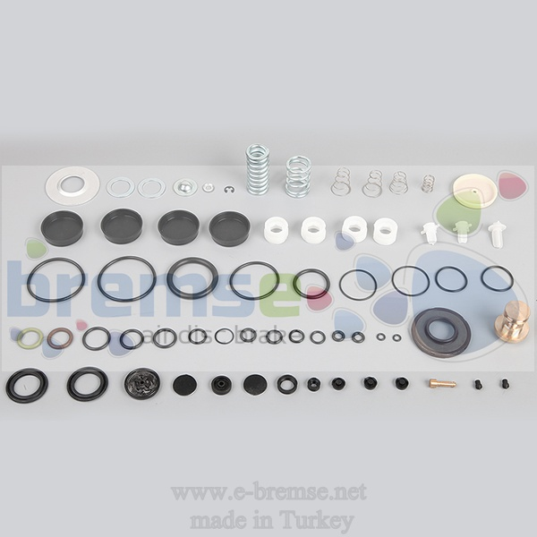 12102 Mercedes Axor Actros Evobus Air Distribution Valve Repair Kit 9325000030, 9325000040, 9325000210