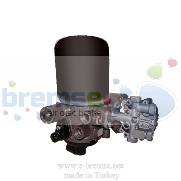 12400 Iveco Air Distribution Valve ZB4601, ZB4602, ZB4611, K001983N00, 5003616741