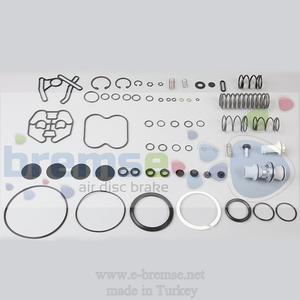 12422 Iveco Air Distribution Valve Repair Kit ZB4601, ZB4602, ZB4611, K001983N00, 500361674