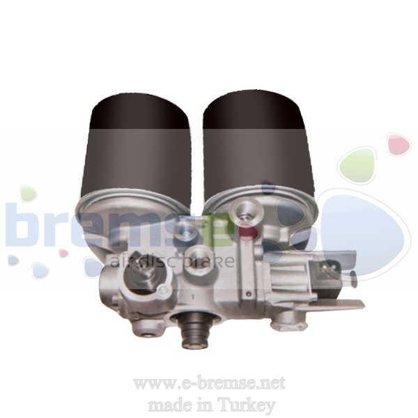 12500 Mercedes Volvo Air Distribution Valve 4324310080, 4324310100, 4324312740, 4324310022
