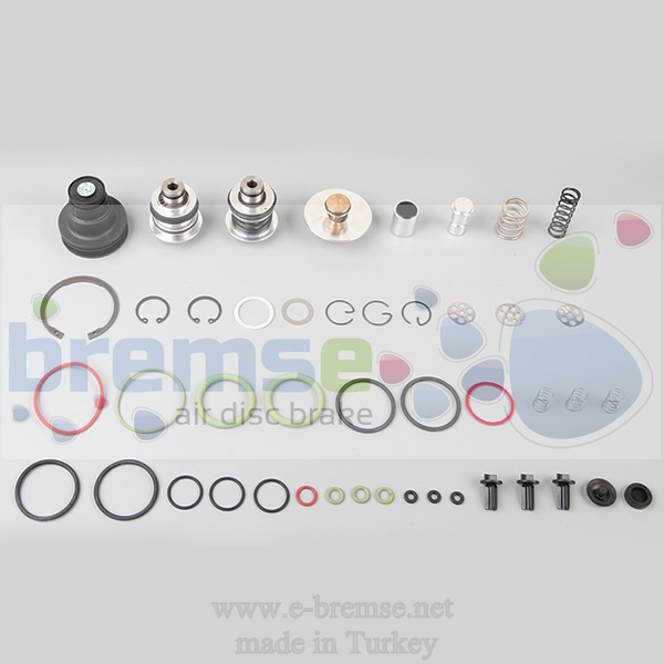 12522 Volvo Mercedes Air Dryer Valve Repair Kit 4324310080, 4324310100, 4324312740, 43243100221