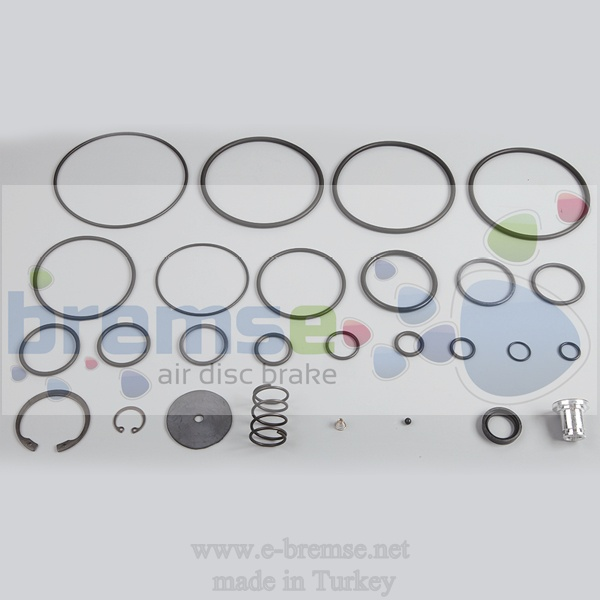 30012 Mercedes Benz Axor Trailer Control Valve Repair Kit 355094001, 355094011, 0004318213