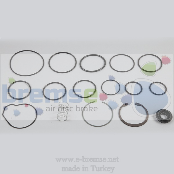 30102 Man Scania Volvo Renault Ebs Trailer Valve Repair Kit K000917, K000919, K000089, K000917N50