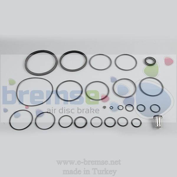 30412 Daf Trailer Control Valve Repair Kit 9730080020, 9730080030, 9730080070, 9730080012