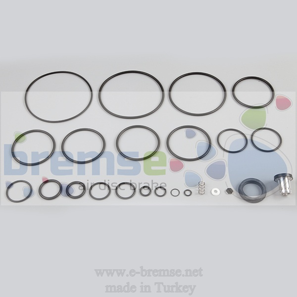 30612 Mercedes Benz Volvo Renault Trailer Control Valve Repair Kit 973009000, 9730090010, 9730090020, 9730090002