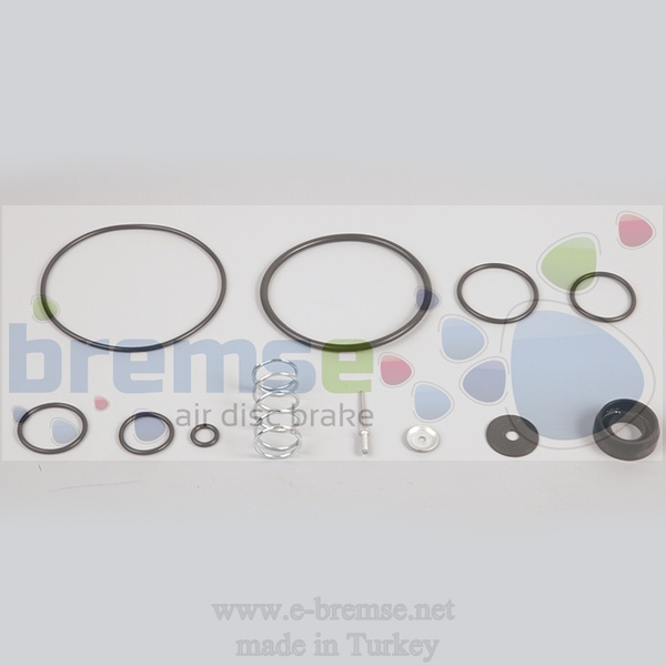 31202 Mercedes Man Daf Scania Role Valve Repair Kit 9730110000, 9730110010, 9730110020, 9730110022