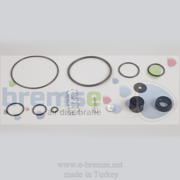 31212 Mercedes Man Daf Scania Role Valve Repair Kit 9730110000, 9730110010, 9730110020, 97301100221