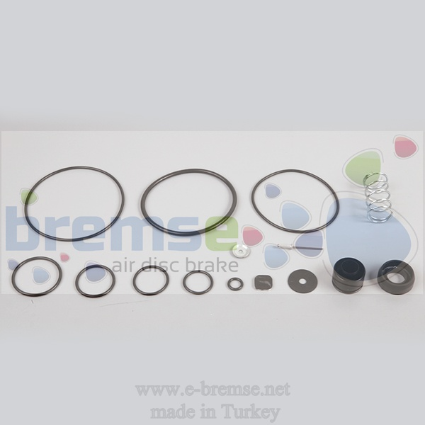 31222 Mercedes Man Daf Scania Role Valve Repair Kit 9730112000, 1259856, 0044297644