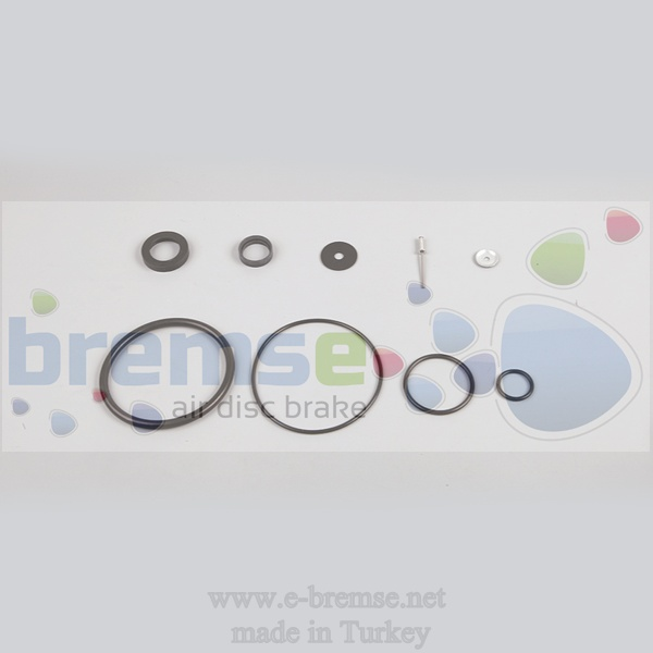 31302 Mercedes Man Daf Scania Role Valve Repair Kit 9730110000, 9730110010, 9730110020, 9730110022