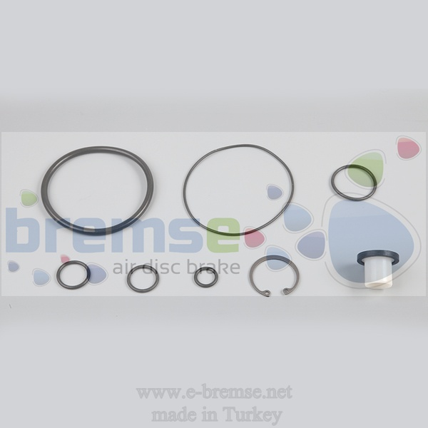31402 Mercedes Volvo Scania Daf Renault Role Valve Repair Kit 1487010007