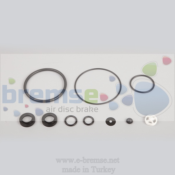 31502  Mercedes Man Daf Volvo Iveco Dorse Valve Repair Kit RE1105, RE1110, RE1121, 522545, 9730010100, I68094, I82546
