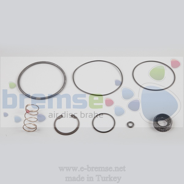 31602 Mercedes Volvo Role Valve Repair Kit 0481026026, 1487010366
