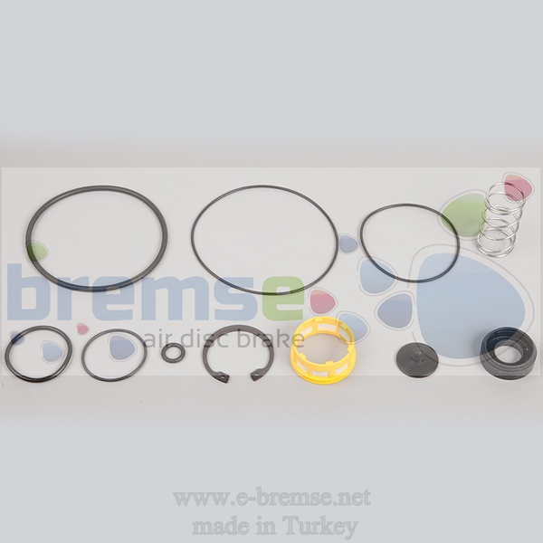 31622 Daf Scania Role Valve Repair Kit AC574A, AC574AXY, AC574BXY,076619301000