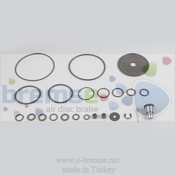31912 Mercedes Man Volvo Scania Daf Renault Dorse Control Repair Kit 9730024020, 9730025000, 9730020042, 9730020062