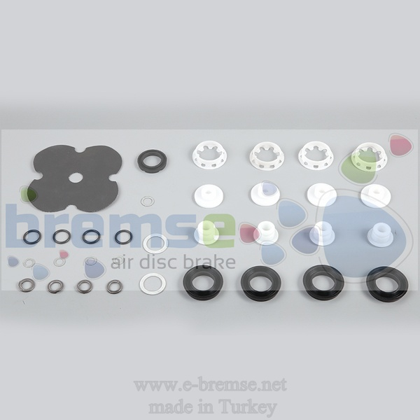 32812 Mercedes Man Iveco Renault Dodge Distributor Valve Repair Kit AE4158, AE4170, 42085657, 81521516074, I706150051