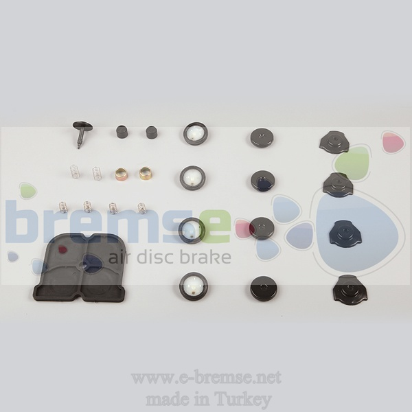 32912 Man Daf Ford Distributor Valve Repair Kit 9347141190, 9347141260, 9347141400, 9347140010