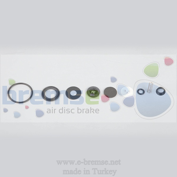 33312 Man Daf Pressure Valve Repair Kit 4750104000, 81521016286, 1305138, 4750100022
