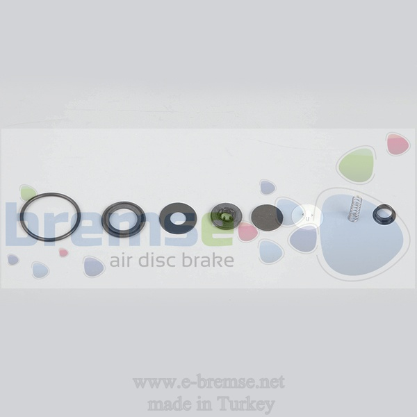 33412 Mercedes Man Daf Iveco Renault Scania Pressure Valve Repair Kit 471506190, 1356634, 1935016,4750100012