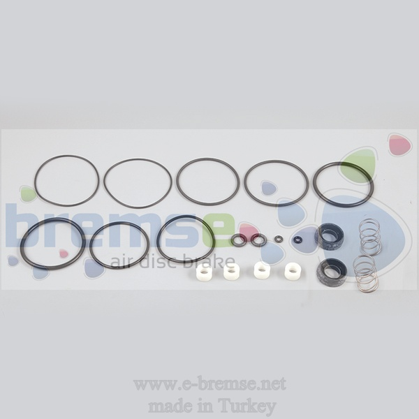 33502 Man Volvo Scania Renault EBS Modulator Repair Kit 0486204001, 0486204002, 0486204008