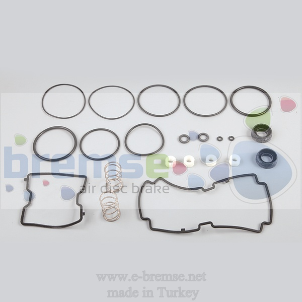 33512 Man Volvo Scanaia Renault EBS Modulator Repair Kit 0486204001, 0486204002, 0486204008